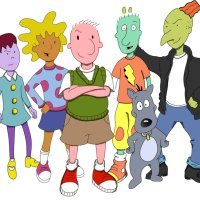 Series animadas de los 90's- Doug