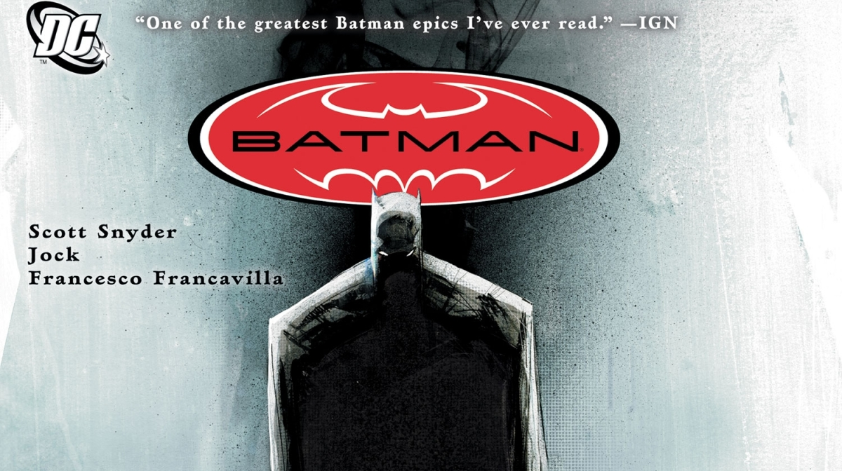 [Reseña] Batman Black Mirror